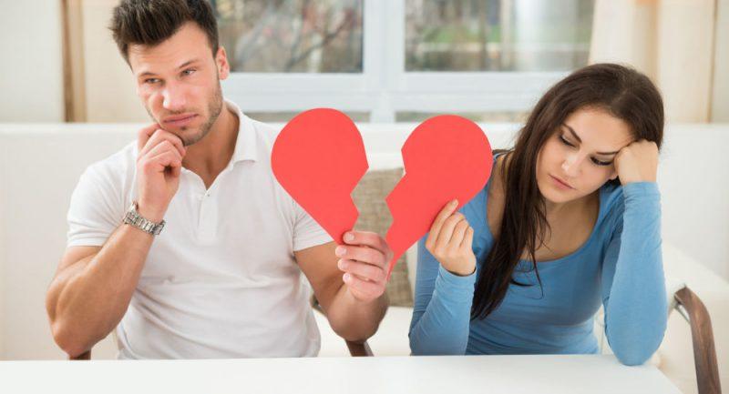 Nguyên nhân tỷ lệ ly hôn ngày càng gia tăng